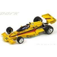 ATS-Penske PC4 GP LongBeach'77 #34, 6th JP.Jarier