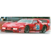 CHEVROLET Corvette ZR1 LeMans'95 #30, J.Mero / JP.Junior / C.McDougall