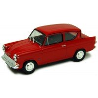 FORD Anglia 105E, red