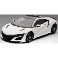 ACURA NSX 130R (lhd), 2017, white (limited 300)
