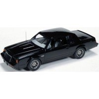 BUICK Grand National, 1986, black