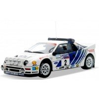 FORD RS200 Gr.B Rally RAC'86 #2 (limited 2000)