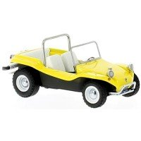 VOLKSWAGEN Dune Buggy Meyer Manx, 1970, yellow
