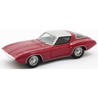 FORD Cougar II Concept (#CSX2008), 1963, met.red