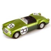 MG Twin Cam LeMans'59 #33, Lund / Escott